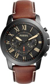 Fossil GRANT FS5241 Herrenchronograph Design Highlight