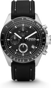 Fossil DECKER CH2573IE Herrenchronograph Design Highlight