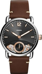 Fossil THE COMMUTER TWIST ME1165 Uhr Offene Unruhe