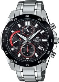 Casio Edifice Sport EFR-557CDB-1AVUEF Herrenchronograph Massives Gehäuse