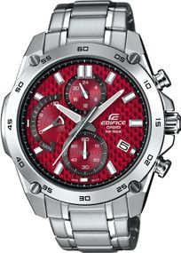 Casio Edifice Sport EFR-557D-4AVUEF Herrenchronograph Massives Gehäuse
