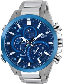 Casio Edifice Edifice Bluetooth Solar Chronograph EQB-501DB-2AER Herrenchronograph Mit Bluetooth