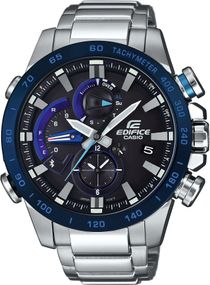 Casio Edifice Edifice Bluetooth Solar Chronograph EQB-800DB-1AER Herrenchronograph Mit Bluetooth