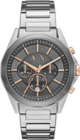 Armani Exchange CHRONOGRAPH AX2606 Herrenchronograph Design Highlight