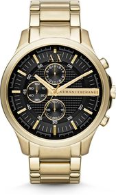 Armani Exchange CHRONOGRAPH AX2137 Herrenchronograph Design Highlight