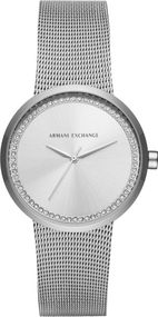 Armani Exchange 3 ZEIGER AX4501 Damenarmbanduhr Design Highlight