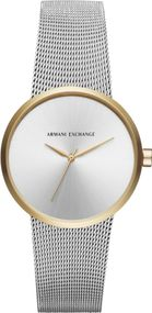 Armani Exchange 3 ZEIGER AX4508 Damenarmbanduhr Design Highlight