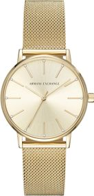 Armani Exchange 3 ZEIGER AX5536 Damenarmbanduhr Design Highlight