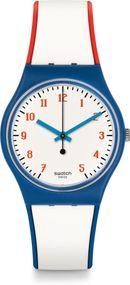 Swatch PLEIN GAZ GN248 Herrenarmbanduhr Design Highlight