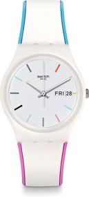 Swatch EDGYLINE GW708 Damenarmbanduhr Design Highlight