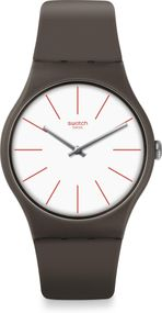 Swatch GREENSOUNDS SUOC107 Unisexuhr Swiss Made
