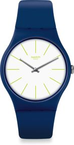 Swatch BLUESOUNDS SUON127 Unisexuhr Swiss Made