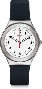 Swatch BLACK REFLEXION YGS135 Unisexuhr Swiss Made