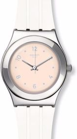 Swatch BLUSHAROUND YLS199 Damenarmbanduhr Swiss Made