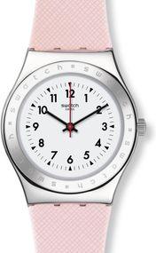 Swatch PINK REFLEXION YLS200 Damenarmbanduhr Swiss Made