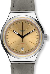 Swatch SISTEM SAND YIS411 Herrenarmbanduhr Swiss Made