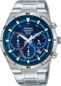 Pulsar Solar PZ5035X1 Herrenchronograph Solarbetrieb