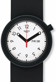 Swatch POPAGAIN PNB700 Unisexuhr Swiss Made
