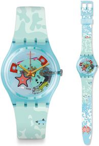 Swatch PISCINA GL121 Unisexuhr Swiss Made