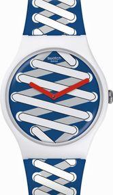 Swatch CON-TRO-VERSE SUOW143 Herrenarmbanduhr Swiss Made