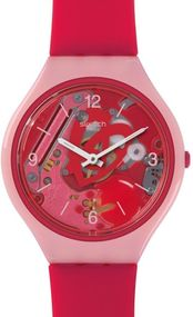 Swatch SKINAMOUR SVOP100 Damenarmbanduhr Swiss Made