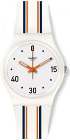 Swatch BELLE DE BREAK GZ311 Damenarmbanduhr Swiss Made