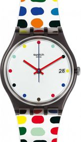 Swatch MILKOLOR GM417 Unisexuhr Swiss Made