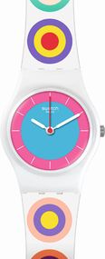 Swatch GIRLING LW153 Damenarmbanduhr Swiss Made