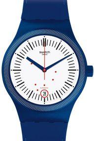 Swatch SISTEM GRID SUTN401 Automatik Armbanduhr Swiss Made