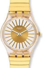 Swatch RAYON DE SOLEIL L GE248A Unisexuhr Swiss Made
