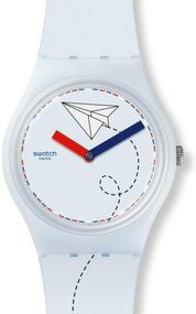 Swatch PAR AVION GS151 Unisexuhr Swiss Made