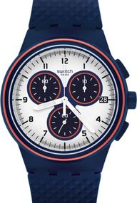 Swatch PARABORDO SUSN412 Herrenchronograph Swiss Made