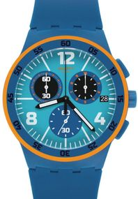 Swatch CAPANNO SUSN413 Herrenchronograph Swiss Made
