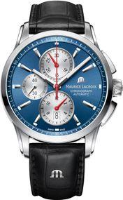 Maurice Lacroix Pontos PT6388-SS001-430-1 Herren Automatikchronograph Massives Gehäuse