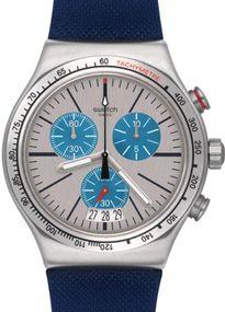 Swatch BLAU ME ON YVS435 Herrenchronograph Swiss Made