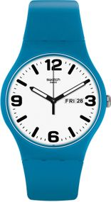 Swatch COSTAZZURRA SUOS704 Unisexuhr Swiss Made