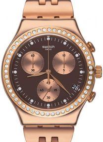 Swatch PRECIOUS ROSE YCG414G Unisexuhr Swiss Made