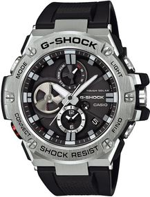 Casio G-Shock G-Steel GST-B100-1AER Herrenchronograph Bluetooth®-Technologie