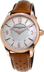 Frederique Constant Geneve Horological Smartwatch FC-282AS5B4 Smartwatch Klassisch schlicht