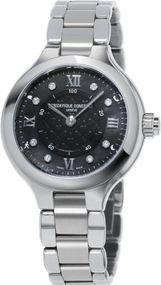 Frederique Constant Geneve Horological Smartwatch FC-281GHD3ER6B Smartwatch Klassisch schlicht