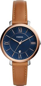 Fossil JACQUELINE ES4274 Damenarmbanduhr Design Highlight