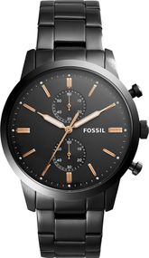 Fossil 44 MM TOWNSMAN FS5379 Herrenchronograph Design Highlight