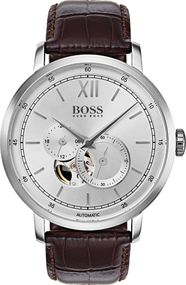 Boss SIGNATURE TIMEPIECE COLLECTION 1513505 Herren Automatikuhr Klassisch schlicht