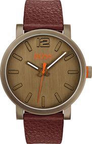 Hugo Boss Orange BILBAO 1550036 Herrenarmbanduhr Massiv gearbeitet