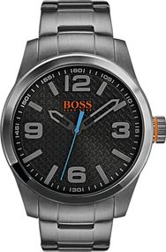 Hugo Boss Orange PARIS 1550053 Herrenarmbanduhr Massives Gehäuse