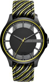 Armani Exchange 3 ZEIGER AX2402 Herrenarmbanduhr Design Highlight