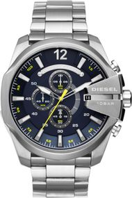 DIESEL MEGA CHIEF DZ4465 Herrenchronograph Design Highlight