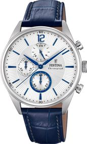Festina Timeless Chronograph F20286/1 Herrenchronograph Sehr Sportlich