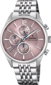 Festina Timeless Chronograph F20285/2 Herrenchronograph Sehr Sportlich