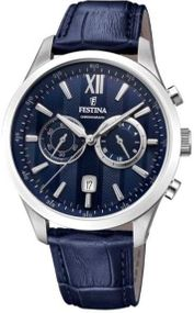 Festina Timeless Chronograph F20284/3 Herrenchronograph Sehr Sportlich